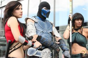 sub zero master by Heartofdevil-cosplay