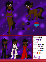 Michey Ref 2013 by DarkDreamingBlossom