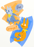 PMD-E: Favorite Colors by LiteracyScaresMe