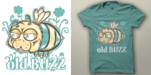 old buzz tee by andreasardy