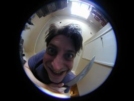 Fisheye Series - 15 HEHEHE by cfstock