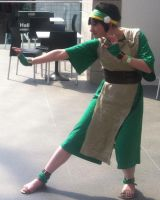 Toph Cosplay by Wairudo
