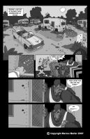 King vs. Skunkape page 1 by marcusmuller