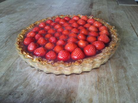 strawberrypie by letther