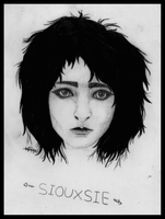 Siouxsie Sioux by LuBobIII