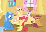 Tea Party by TheParagon
