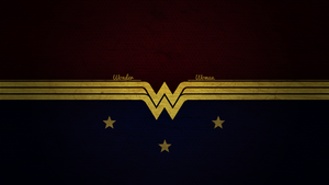 Wonder Woman Wallpaper by Struck-Br
