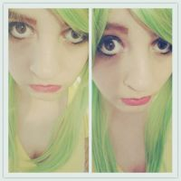 Gumi stupid faces by x-NewMoon-x
