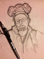 Breaking Bad Doodle by ASanchezDesigns