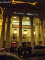 Lyceum Theatre - London by LeoSandra85