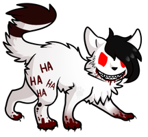Laughy Chibi :CO: by indesomniac