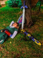 Link (Legend of Zelda) - Cosplay by Daenel