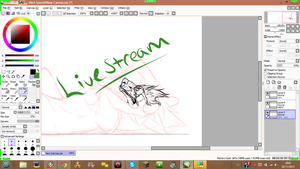 LIVESTREAM ONLINE by Z-A-D-Y