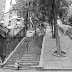 Stairs of Montmartre 2 by Simina31
