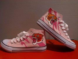 Tiger shoes by neraksel