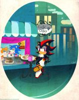 Cafe Chaos by MissNeens