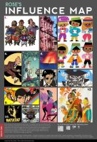 Influence Map by TRAVALE