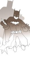 Bat-Guy by Cosmic-Rocket-Man