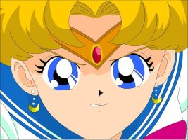 96 - Ai no Senshi Moon by Silverlegends