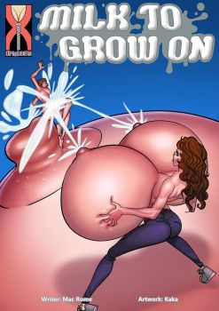 Milk to Grow On 3 - Lactating Letitia by expansion-fan-comics