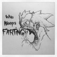 Fart by sbelmarsh