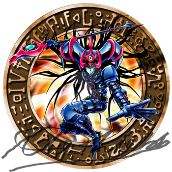 DMoC and Arcana Seal LOGO by Cyber-Axelknight