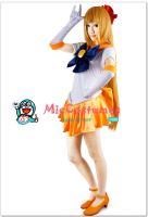 Sailor Moon Aino Minako Sailor Venus Cosplay by miccostumes