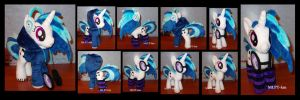 12 inch Vinyl Scratch with accessories by MLPT-fan