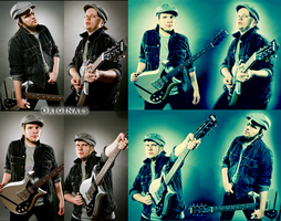 Blend - Patrick Stump by AlainaBrown