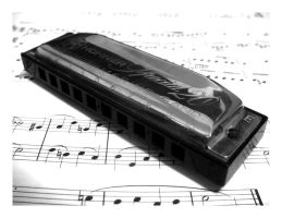 The Harmonica by m0nst3r