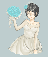 Bridestuck: Jane by JustIchii