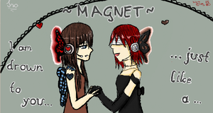 Magnet Iscribble by Zwei-tan