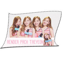 01052014 RENDER PACK TAEYEON by fanknguyen