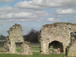 Grace Dieu Priory Stock8 by Stock-Karr