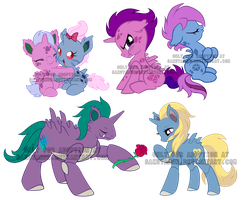 PokePony Adoptables 26 by Sakuyamon