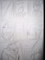 Heart of a Kitsune Page 1 by EmilyChan