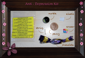 The Anti-Depression Kit by Jofrenchie