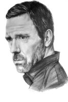 Hugh Laurie by AwesomeNickname