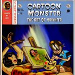 Cartoon Monster by Makinita