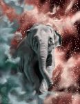 Elephant in the Stars by Obi-quiet