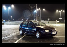 VW Golf vol.2 by H8me-CZ