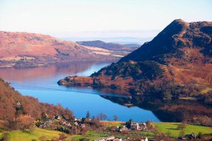 Ullswater View by scotto