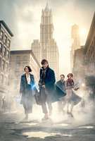 Fantastic Beasts Final Poster textless by mintmovi3
