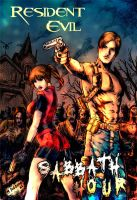 Resident Evil: Sabbath Hour Collab by DeadSpaces