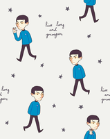 spock tile by genicecream