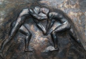 Wrestlers 01 by MHodges