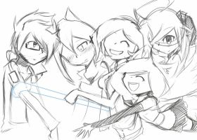 3 years has passed... (wip) by LightHeart4