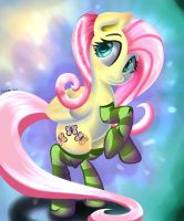 Fluttershy by CarligerCarl