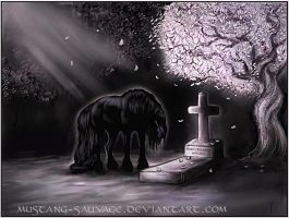 All That you Died For by Mustang-sauvage