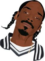 Snoop Dogg by garrett-btm
